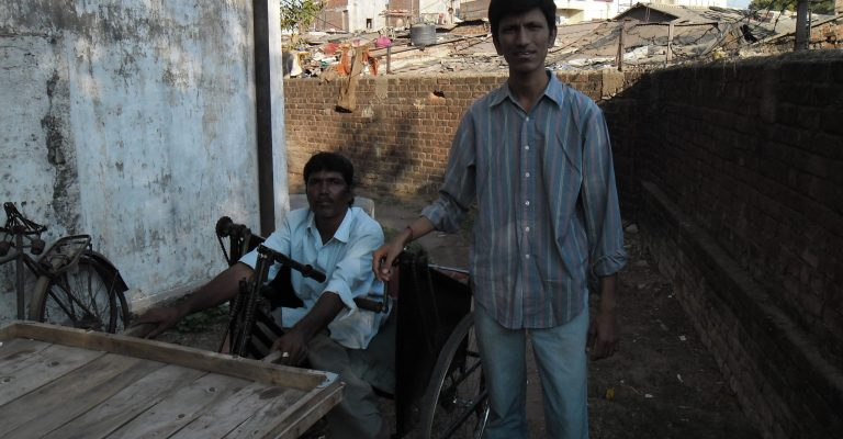 HONOURING PWD WITH HAND CART FOR SELF EMPLOYMENT (2)